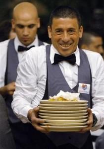 Ein besonderes Abendessen in der Toskana