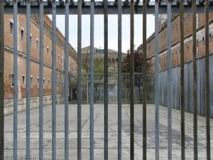 Ein besonderes Abendessen in der Toskana - Der Eingang zum Gefängnis