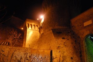 Ein besonderes Abendessen in der Toskana in Volterra