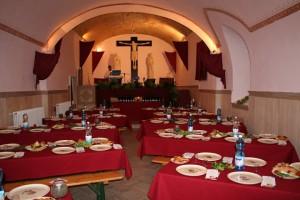 Ein besonderes Abendessen in der Toskana - schön geschmückte Cappella dei Medici