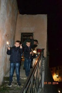 Silvester in der Toskana