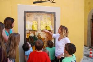 Die Nudelsorten der Pastafabrik Martelli