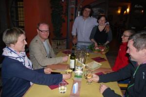 Ein gemütlicher Abend mit Bistecca Fiorentina