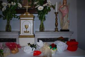 Ostertraditionen in der Toskana - gesegnete Ostereier