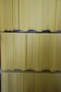 Spaghettitag in der Nudelfabrik Martelli
