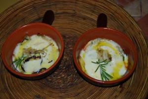 Vorspeise zu bistecca fiorentina