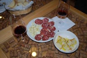 Weinprobe Toskana - kulinarischer Tag