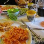 pastadegustation - kulinarischer Tag Toskana