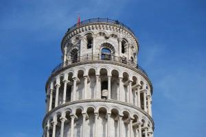 Der Campanile Pisa