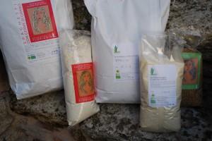 Nudeln aus antikem Getreide