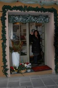 Simonetta in Lari zu Weihnachten