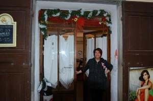 Weihnachten bei Cristina in Lari