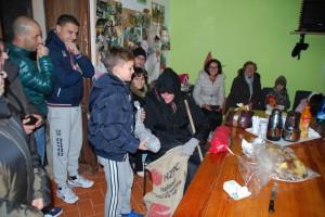 So feiert man ind er Toskana