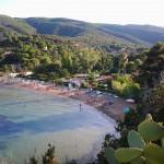 Ferienhäuser direkt am Meer auf Elba an einer Traumbucht