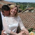 Eine Trauung in der Toskana ist romantisch und meist begleitet von Sonne