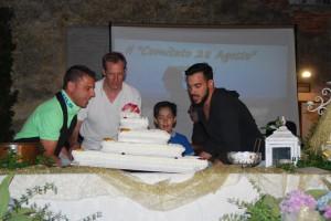 Hochzeitstorte Toscana
