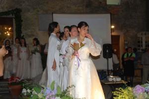 Hochzeitsmode Toscana