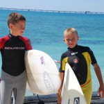 surfen, kiten, windsurfen, sup in der Toskana