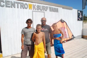 Surfschule Vada/ Rosignano - Windsurf, Surf, Kite, Sup