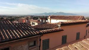 Blick vom Castello