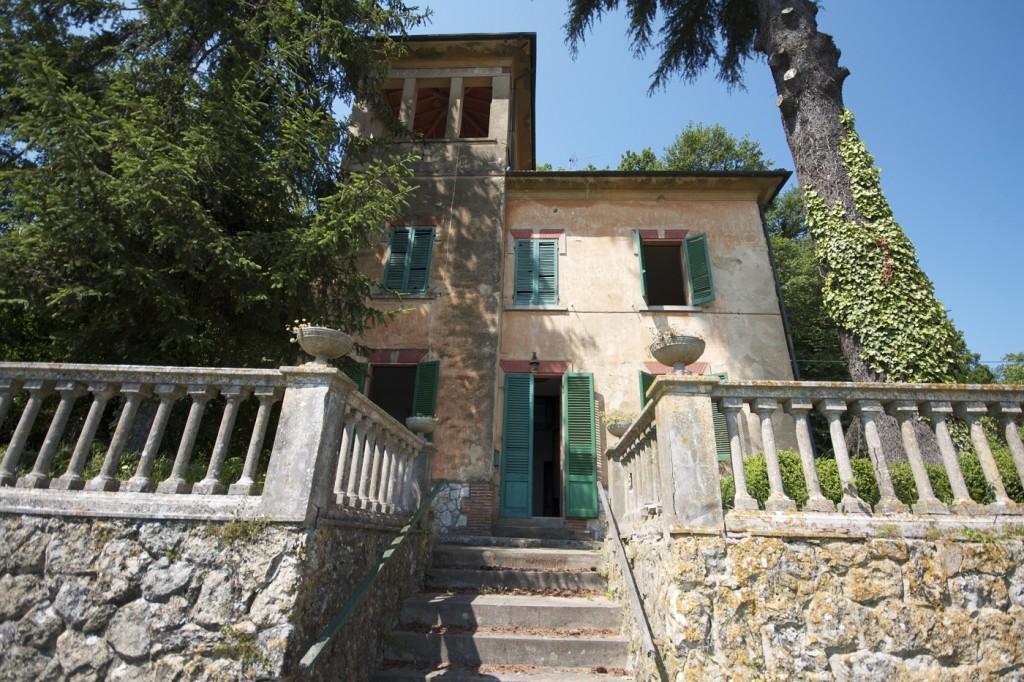 Kleine charmante Villa im Verkauf in der Toskana