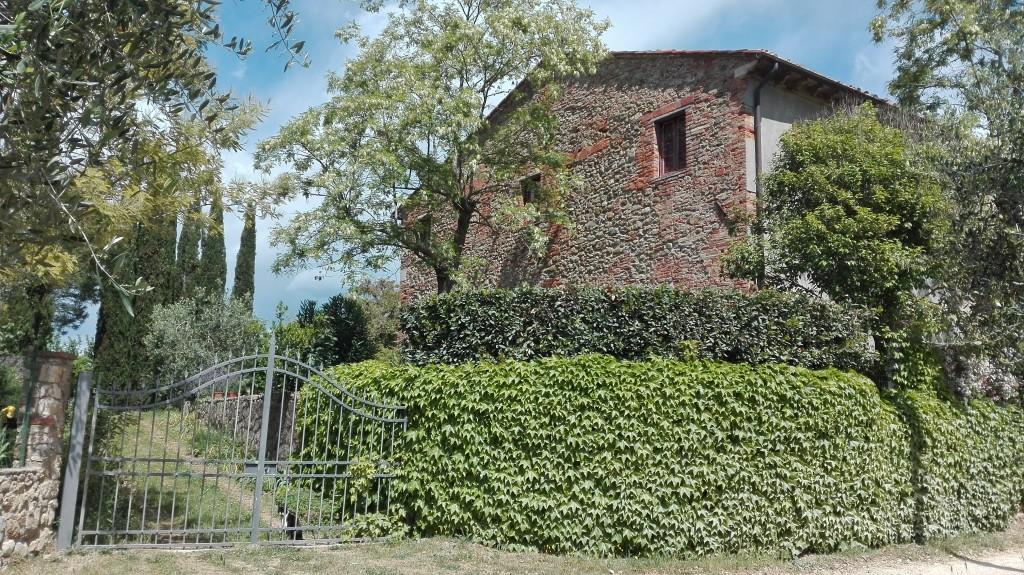 Schönes altes Rustico in der Toskana zu kaufen