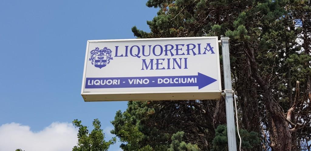 Familienbetrieb Liquoreria Meini in Lari